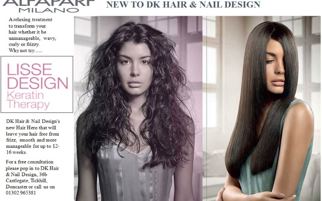 LISSE DESIGN KERATIN THERAPY BY ALFAPARF