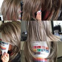 WELLA HILITES LOLITES AND PINK ACCENT